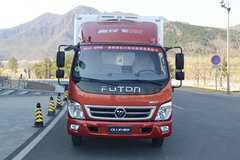 福田奥铃CTX 117马力 4X2 4.1米冷藏车(BJ5049XLC-A2)