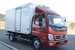 福田奥铃CTX 156马力 4X2 4.085米冷藏车(BJ5049XLC-B3)图片