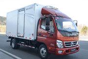 福田 奥铃CTX 131马力 4X2 4.1米冷藏车(BJ5049XLC-A2)