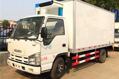 庆铃 五十铃 98马力 4X2 冷藏车(湖北程力-程力威牌)(CLW5040XLCQ5)