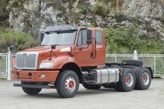 一汽柳特 安捷(L5R)重卡 轻量化 420马力 6X4长头牵引车(平顶)(CA4255K2E5R5T1A92) 卡车图片