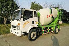 中国重汽 豪曼H3 160马力 4X2 3.57方混凝土搅拌车(ZZ5168GJBF17EB0)