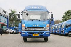 江淮帅铃 威司达W500 160马力 6.8米排半冷藏车(HFC5162XLCP70K1E1V)