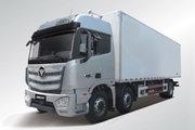 福田 欧曼EST 430马力 8X4 9.45米冷藏车(BJ5319XLC-AH)