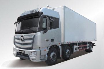 福田 欧曼EST 6系重卡 280马力 6X2 9.53米厢式载货车(BJ5259XXY-AA)