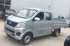 长安商用车 新星卡 1.5L 112马力 汽油 2.5米双排栏板微卡(SC1027SJA5)