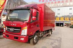 唐骏欧铃 T7系列 129马力 4.07米单排厢式轻卡(ZB5040XXYUDD6V) 卡车图片