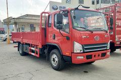 解放 麟V 154马力 5.4米排半栏板载货车(CA1102P40K2L4E5A85) 卡车图片