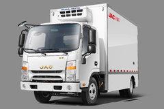 江淮 帅铃i5 6.5T 4米单排纯电动冷藏车(HFC5061XLCP73EV3C5)