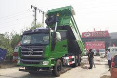 福田 瑞沃Q9RB 336马力 6X4 5.8米自卸车(BJ3255DLPJB-FB) 卡车图片