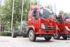 东风柳汽 乘龙L3 质惠版 160马力 4X2 6.75米排半栏板载货车底盘(LZ1160M3AB) 卡车图片