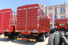 一汽解放 J6L中卡 质慧版 180马力 4X2 6.8米仓栅式载货车(CA5160CCYP62K1L4A1E5)