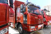 一汽解放 J6L中卡 质慧版 180马力 4X2 6.8米仓栅载货车(CA5160CCYP62K1L4A1E5)