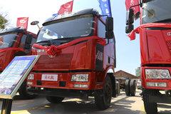 一汽解放 J6L中卡 质慧版 180马力 4X2 6.8米栏板载货车(CA1160P62K1L4A1E5) 卡车图片