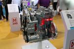 五十铃JE4D20Q5A 国五 发动机