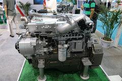 玉柴YC6L350-50 350马力 8.4L 国五 柴油发动机