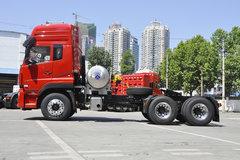 东风商用车 天龙重卡 420马力 6X4天然气牵引车(EQ4250GD5N1) 卡车图片