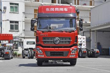 东风商用车 天龙重卡 375马力 6X4 LNG牵引车(EQ4250GD5N1)