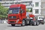 东风商用车 天龙重卡 420马力 6X4天然气牵引车(EQ4250GD5N1)图片