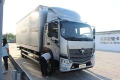 福田欧马可S5系 180马力 4X2 6.6米冷藏车(BJ5186XLC-A1)
