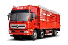 大运 风驰重卡 240马力 6X2 9.6米仓栅式载货车(DYQ5250CCYD5CB)