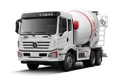 大运 风驰 185马力 6X4 5.66方混凝土搅拌车(DYQ5250GJBD5DB)