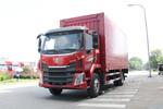 东风柳汽 新乘龙M3中卡 200马力 4X2 6.75米排半厢式载货车(153后桥)(LZ5161XXYM3AB)图片
