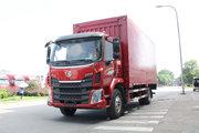 东风柳汽 新乘龙M3中卡 180马力 4X2 7.7米厢式载货车(LZ5166XXYM3AB)
