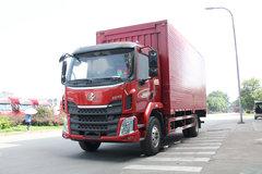 东风柳汽 新乘龙M3中卡 180马力 4X2 7.7米厢式载货车(LZ5166XXYM3AB) 卡车图片