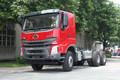 东风柳汽 乘龙H7 400马力 6X4 6.3米自卸车底盘(LZ3254M5DB)