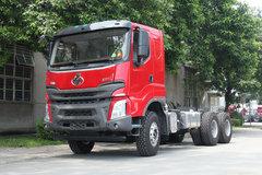 东风柳汽 乘龙H7 400马力 6X4 6.3米自卸车底盘(LZ3254M5DB) 卡车图片