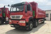 中国重汽 金王子重卡 280马力 6X2 7.2米自卸车(ZZ3251N48C1E1)