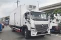 福田�W�R可S5系 210�R力 4X2 6.6米冷藏�(7�n)(BJ5186XLC-A1)