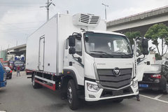 福田 欧航R系(欧马可S5) 170马力 4X2 7.6米冷藏车(BJ5166XLC-A4)