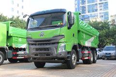 东风柳汽 乘龙H7 385马力 6X4 5.6米自卸车(环保渣土车)(LZ3251M5DB)