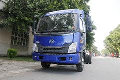 东风柳汽 乘龙L3 160马力 4X2 5.7米排半栏板载货车(LZ1100M3AB) 卡车图片