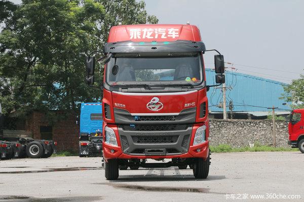 东风柳汽 乘龙H5中卡 220马力 4X2 9.8米厢式载货车