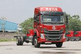 东风柳汽 乘龙H5 240马力 4X2 9.6米排半厢式载货车(LZ5180XXYM5AB)