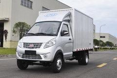 南骏汽车 瑞逸F系 1.3L 87马力 汽油 3.235米单排厢式微卡(NJA5021XXYSDB34V) 卡车图片