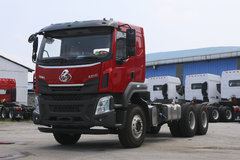 东风柳汽 乘龙H5 350马力 6X4 5.6米自卸车(LZ3251M5DB)