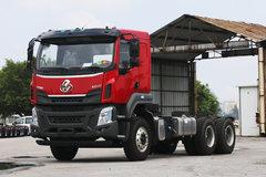 东风柳汽 乘龙H5 310马力 6X4 5.6米自卸车(LZ3251M5DB)