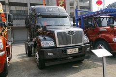 一汽柳特 安捷(L5R)重卡 寒区版 350马力 6X4长头牵引车(CA4255K2E5R5T1A92)