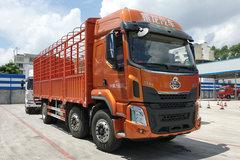 东风柳汽 乘龙H5 240马力 6X2 7.8米仓栅式载货车(LZ5251CCYM3CB)图片