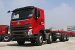 东风柳汽 乘龙H7 400马力 8X4 8.2米自卸车底盘(LZ3314M5FB)