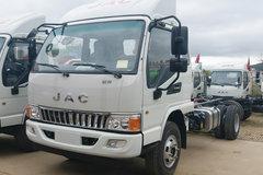 江淮 骏铃E6 156马力 4.2米单排栏板轻卡底盘(HFC1043P91K1C2V-S)