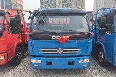 东风 多利卡D8中卡 160马力 4X2 6.2米排半栏板载货车(EQ1160L8BDF) 卡车图片