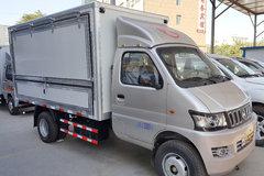 凯马 K22 87马力 3.3米单排厢式售货车(KMC5035XSHQ32D5) 卡车图片