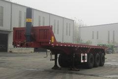 宏昌天马 8.7米平板自卸半挂车(HCL9401ZZXP)