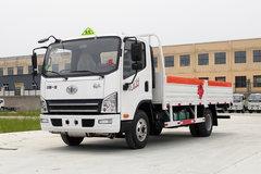 一汽解放 虎VH 120马力 4.2米栏板气瓶运输车(5档)(CA5045TQPP40K17L1E5A84)