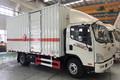 一汽解放 J6F 150马力 4X2 单排易燃气体厢式运输车(CA5129XRQP40K2L2E5A84)图片